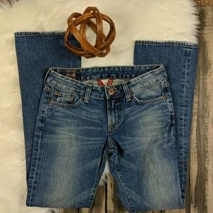 Lucky  bootcut jeans